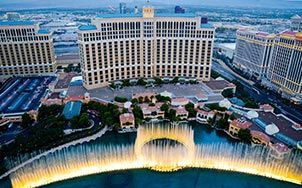 """There is no doubt that the glitz and glamour of Las Vegas will leave you dazzled and amazed. But Las Vegas's moniker """"Sin City"""" may well do it a disservice. 