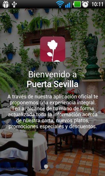 Puerta Sevilla en Córdoba.