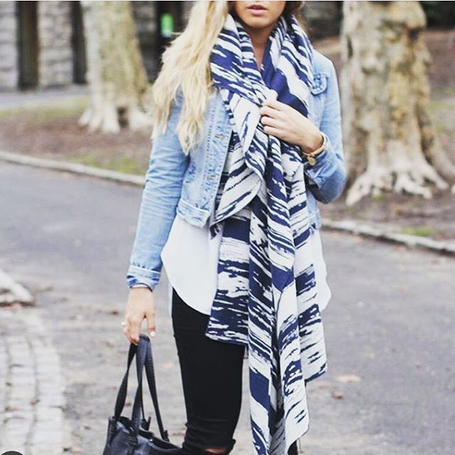 The Maverick scarf is perfect for today's weather! We just got all new arrivals from the Krista Norris Collection! Come in and check them out! Or shop online! Link is in the description! #fallfashion #fallseason #kristanorrisscarves #kristanorris #scarvesfordays #fashionista #fashionstyle #fashiongram #fashionphotography #styleoftheday #styleinspiration #stylegram #stylenanda #torontofashion #torontofashion #torontophoto #toronto #sweaterweather #the6ix #ootd #womensfashion #womenswear…