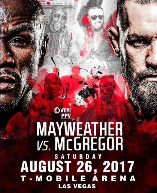 Video: Showtime Sports: Floyd Mayweather vs. Conor McGregor - Sat., Aug. 26 on Showtime PPV #MayweatherMcGregor #MayMac #MoneyMatch #Showtime #Boxing #MMA
