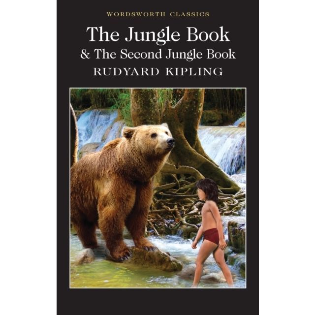 The Jungle Book & The Second Jungle Book by Rudyard Kipling Paperback Book Free Listing in the Fiction,Books, Comics & Magazines Category on eBid United Kingdom | 166341222
