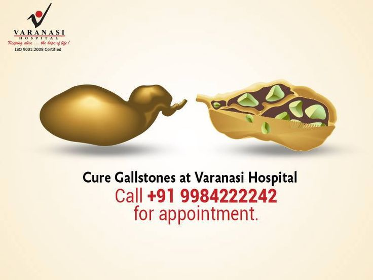 Get rid of #gallstones through a painless and scar-less laparoscopic surgery at Varanasi Hospital. Call +91 9984222242 for enquiry.
