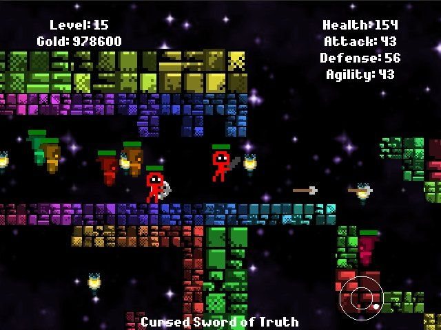Iridescent Crown. Play it in your browser. https://dylanfranks.itch.io/iridescent-crown #2d #roguelike #platformer #RPG #pixelart #gamedev #retro #GameMaker #Diablo #PC #mobile