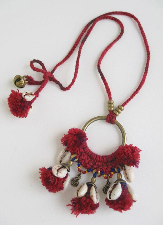 Risi e Bisi - tassel necklace