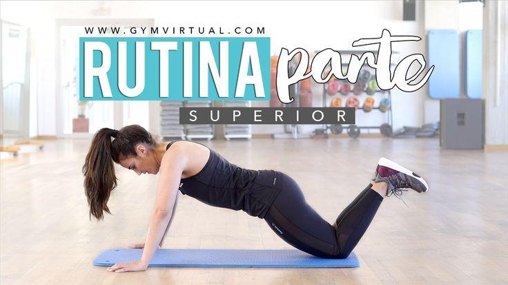 Tonificar brazos | Rutina para fortalecer pecho y triceps
