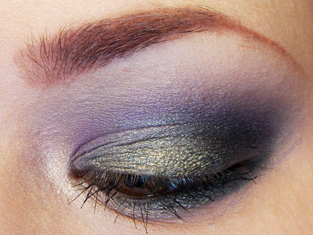 DMU - 20130228 - Golden Lilac | Makeup Universe