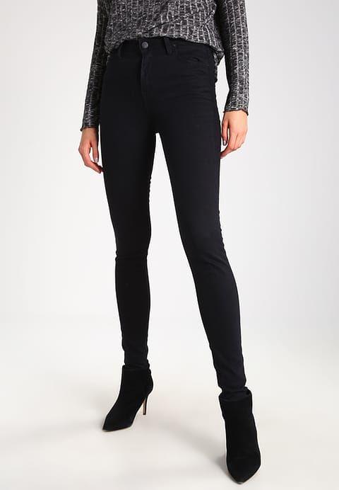 Lee SCARLETT HIGH - Jeans Skinny Fit - black rinse  Str.L