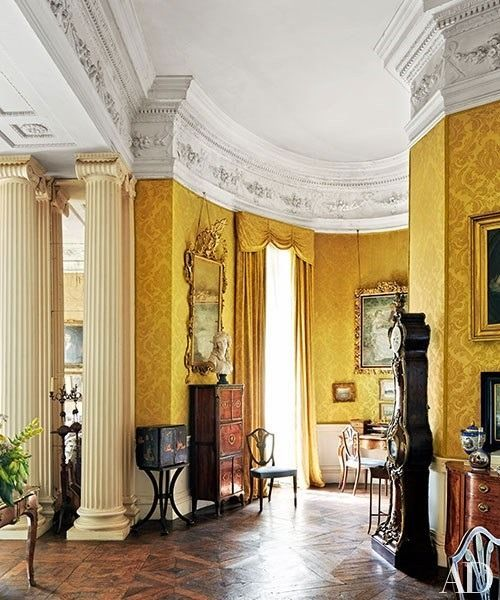 The Yellow Room An Interior Gem By London S Aorta: 3852 Best BUST A MOVE: Glorious Busts In Interiors Images