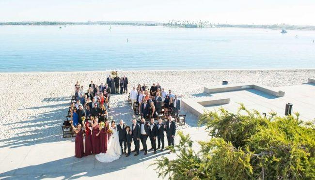 15 Best California Beach Weddings Images On Pinterest