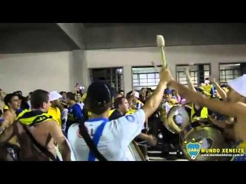 ▶ Festival de Bombos en Río - Fluminense 1 Boca 1 vs Carnaval xeneize en Rio Fluminense 1 Boca 1 Cop - YouTube