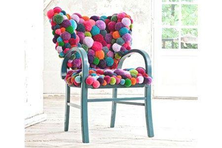 Sandalyelerinizi baştan yaratın!