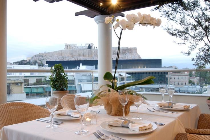 Hera Hotel Athens | Taste and Wine