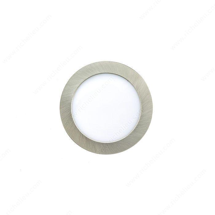 Luminaire-rondelle à DEL Vivo 1,5 W, 24 V c.c. - Quincaillerie Richelieu