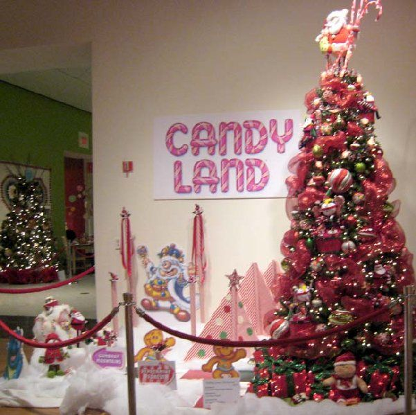 549 best Candyland Christmas images on Pinterest | Christmas decor ...