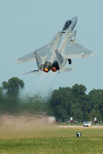 McDonnell Douglas F-15C Eagle by Andras Sobester, via Flickr