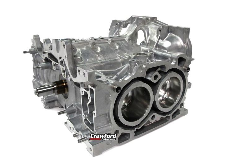 Crawford Performance S3L-X Turbo FA Short Block for 2013 - 2017 Subaru BRZ / Scion FR-S / Toyota GT86