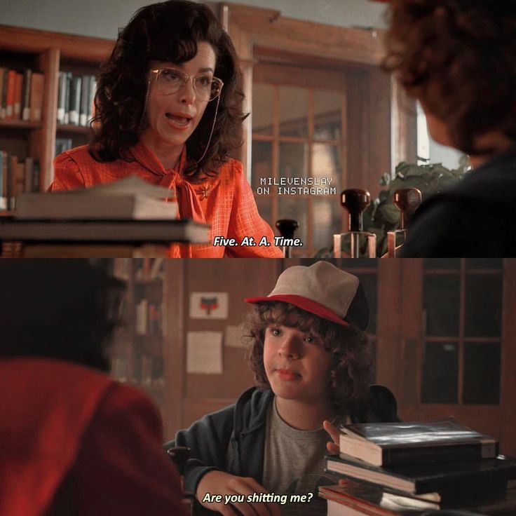 "3,633 Likes, 89 Comments - Stranger Things (@milevenslay) on Instagram: ""[2x03] Haha — Do you like, love or hate Dustin? — Give credit when using dt: @merrymcmatilda"""