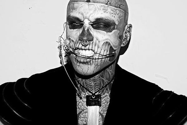 Zombie Boy on Behance