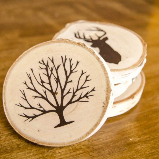 Craft Store To Make Wooden Coasters