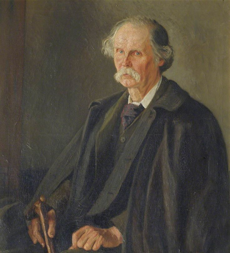 Professor Alfred Marshall (1842–1924), Lecturer in Political Economy and Fellow