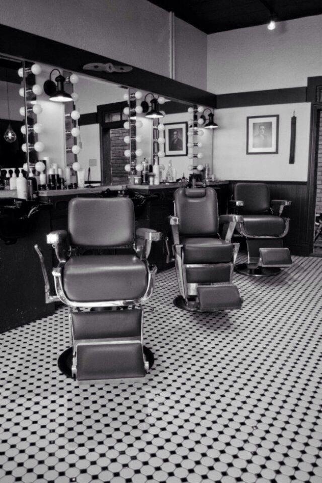 11 best barber tools images on pinterest barber shop - Salon design montreal ...