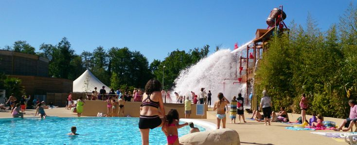 CAMPING LA RIVE (Resort and Spa *****) Biscarrosse