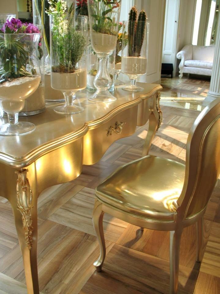 Versace Home - Berenice Desk