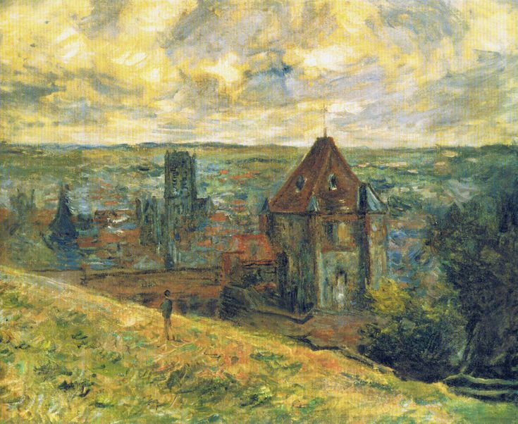 Claude Monet   Landscapes   Masterpiece of Art