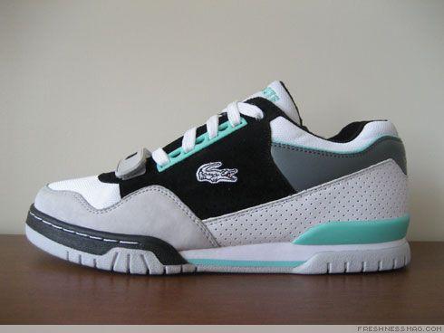 Sneaker Freaker x LACOSTE Missouri 85