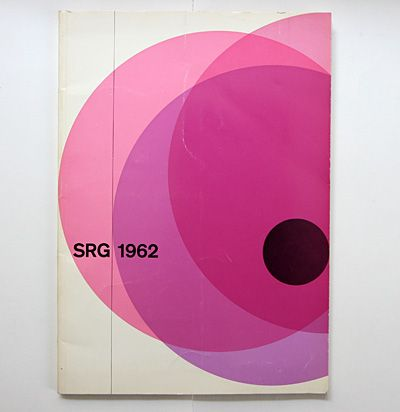 schweizerische radio- und fernsehgesellschaft, bern, 1963  Book cover  designer: werner mühlemann