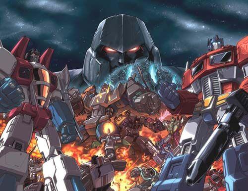 Transformers (Generation 1) - i.e. the original