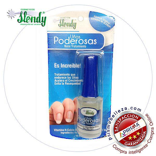 Tratamiento que endurece las uñas Acelera el Crecimiento y evita la resequedad.