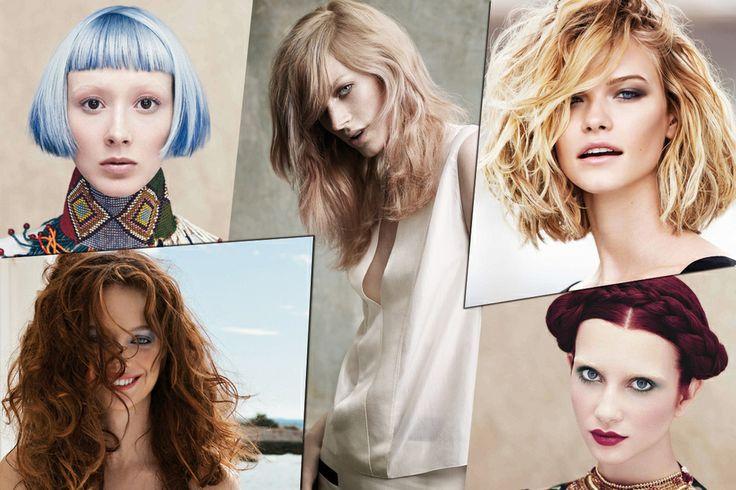 Raccolti, asimmetrici e nuance dal pastello ai castani più sensuali: quali son le nuove tendenze capelli dei saloni più famosi? Scopritelo con Grazia.IT