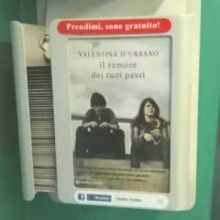 libri sul tram a milano: il rumore dei tuoi passi