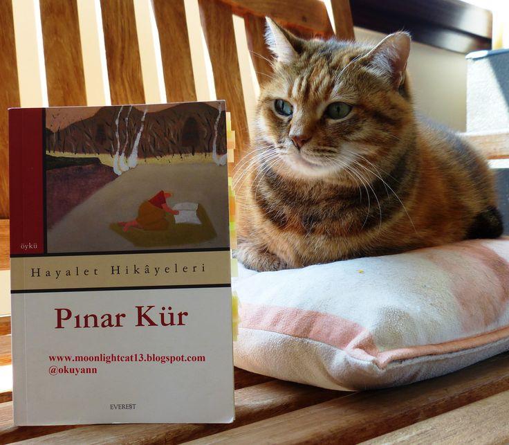 moonlightcat13: Hayalet Hikayeleri -- Pınar Kür