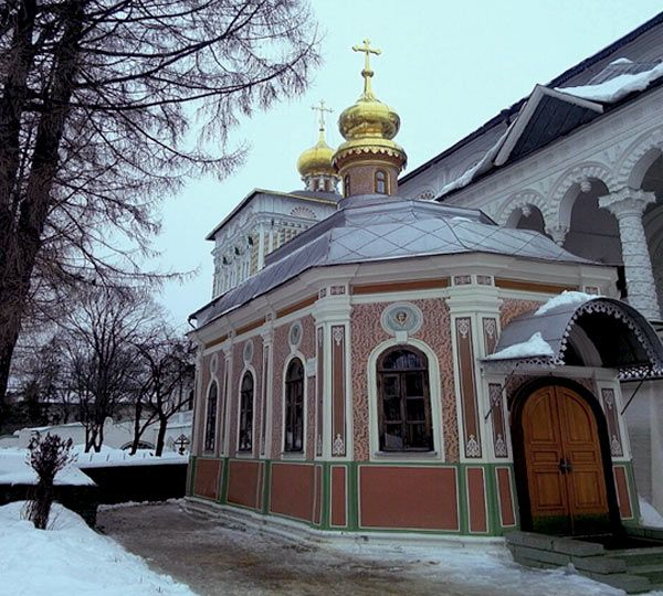 Маленькая Михеевская церковь