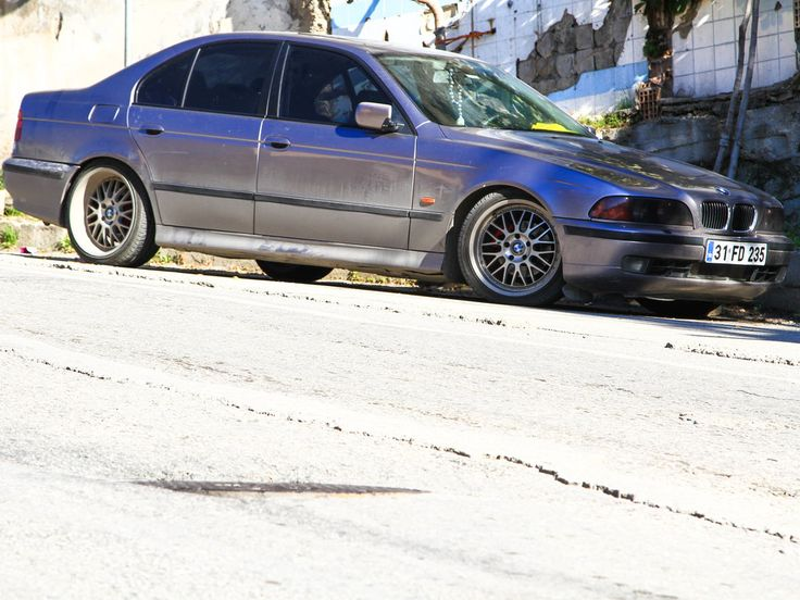 BMW 5 Series - E 39
