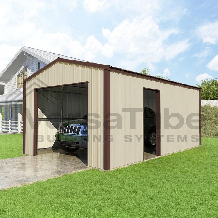 Summit Garage 12 x 20 x 8 Garage or Building
