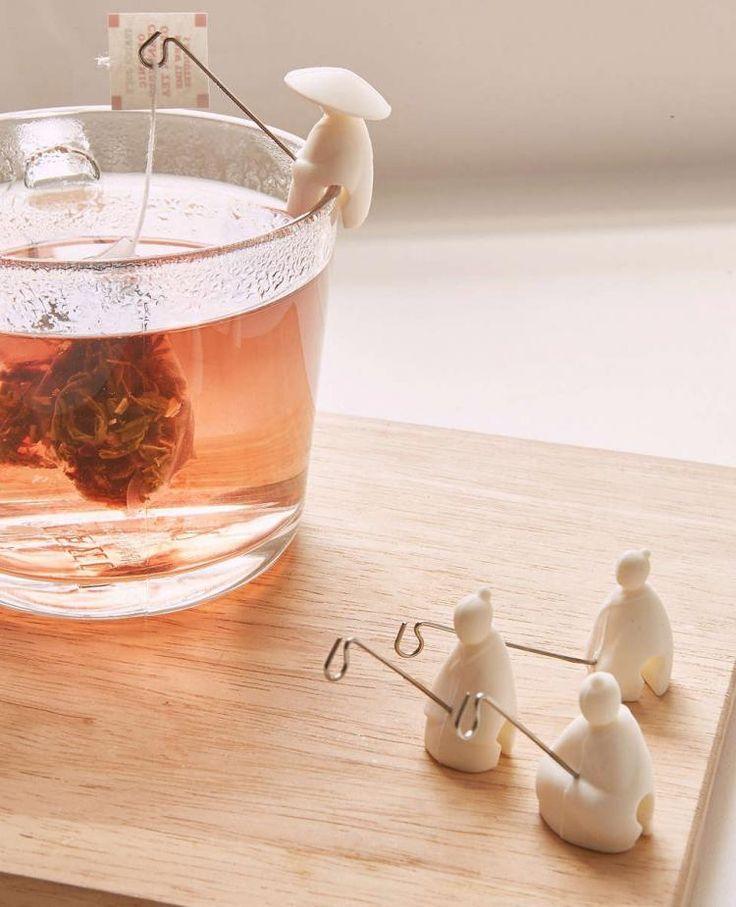 Chinese Fisherman Tea Infusers
