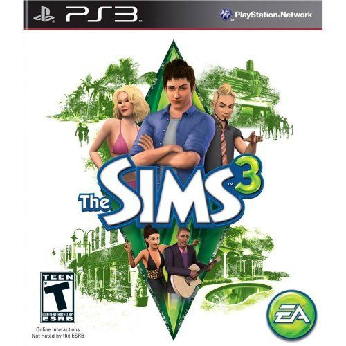 Sims 3, The - PS3 Game