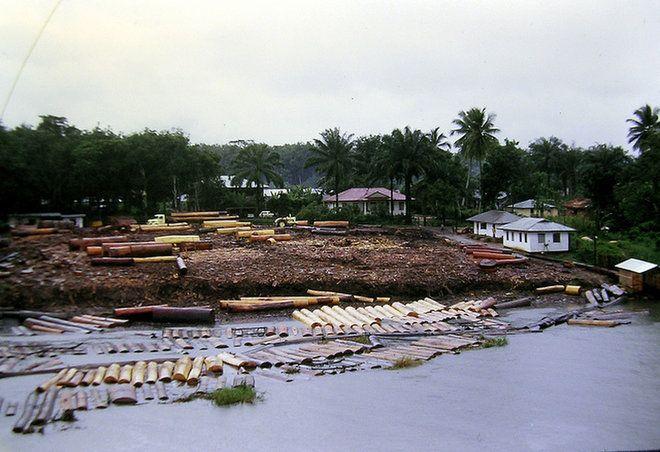 Delta Del Rio Níger, Nigeria