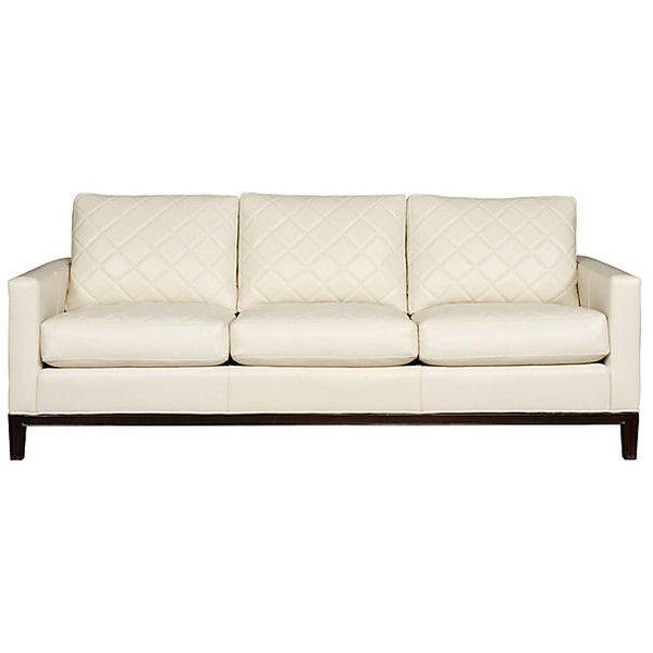 Best 25+ Cream leather sofa ideas on Pinterest | Cream ...