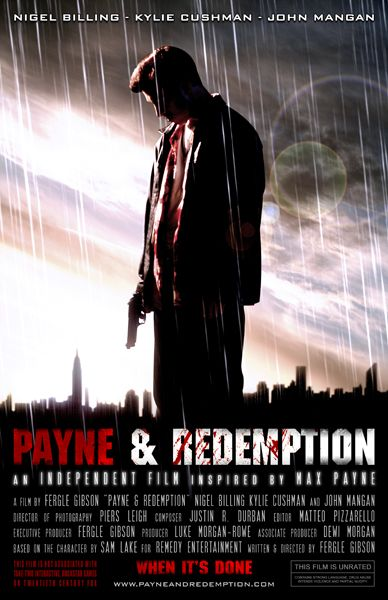 MAX PAYNE: PAYNE & REDEMPTION - THE INDEPENDENT FILM