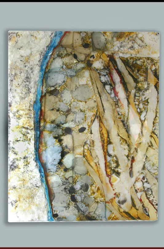 R.A. Morey Kiln Formed Glass Fused Glass - organic wall designs - panel 12.jpg