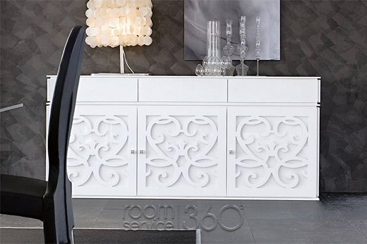 Paris Modern Baroque Buffet by Tonin Casa #17333