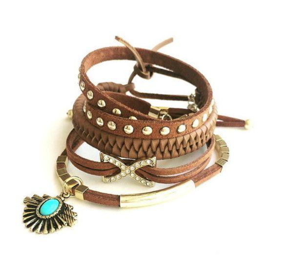 Mix de pulseiras Valentina
