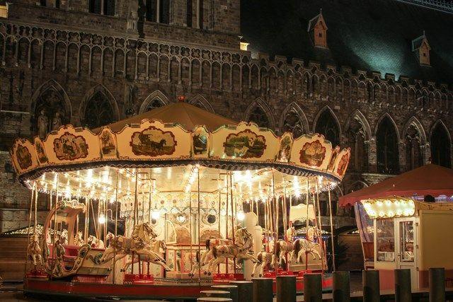 Shopping Belgique | Marché de Noël | Ypres #Shopping #Belgique #Ypres #ShoppingBE