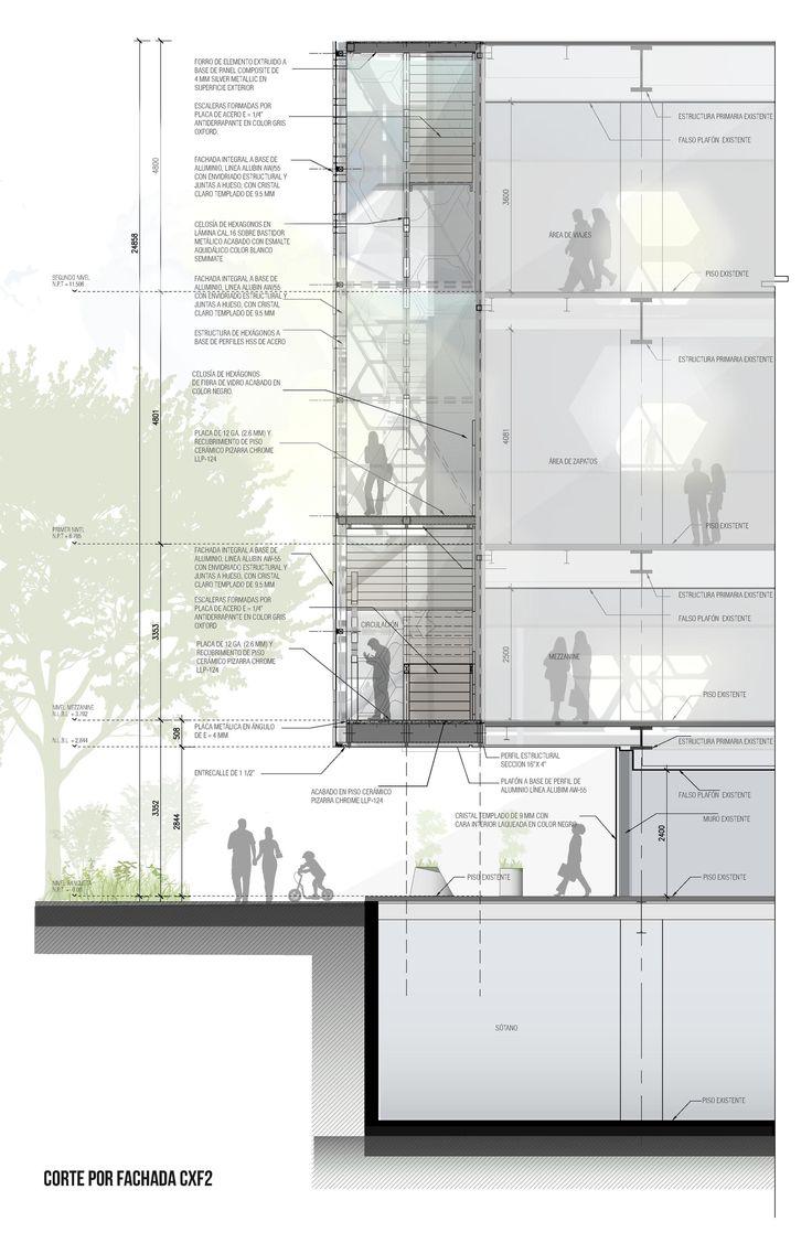 Liverpool Insurgentes Department Store / Rojkind Arquitectos
