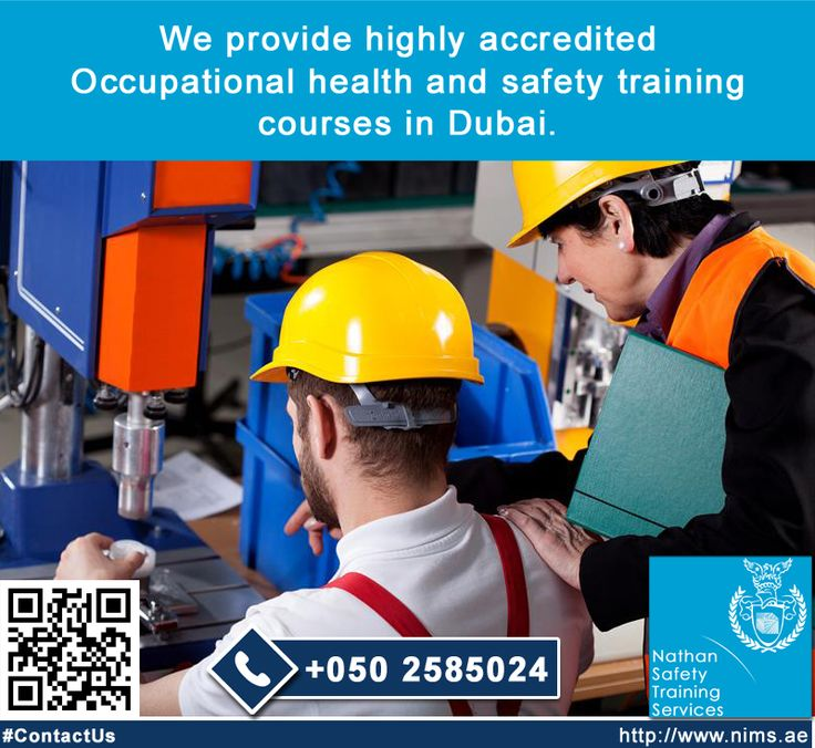 We provide highly accredited Occupational health and