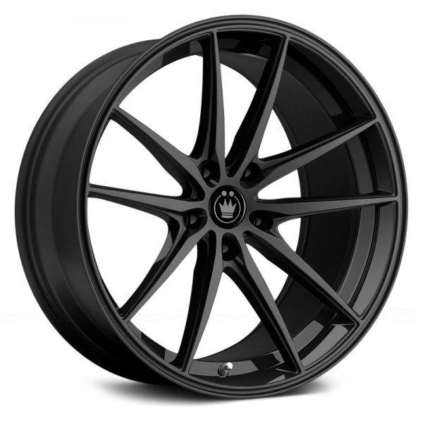 KONIG® - OVERSTEER Gloss Black  New rims for my 2015 Kia Forte